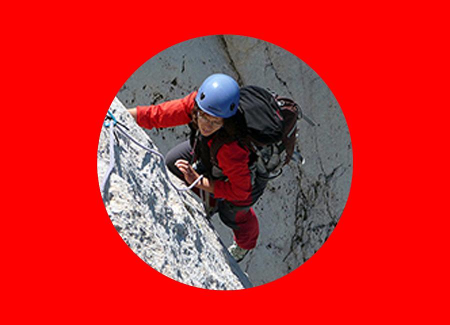 sezione alpinismo